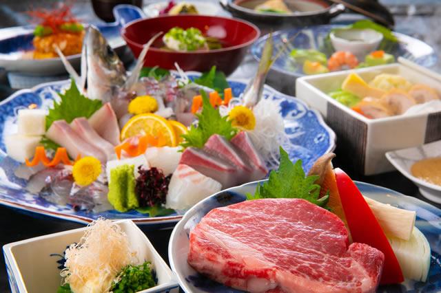 【ハイグレード】大分のブランド牛☆《豊後牛ヒレ肉》を岩塩プレートで楽しむステーキプラン♪