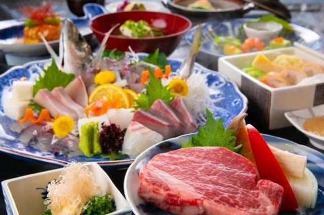 【ハイグレード】大分のブランド牛≪おおいた和牛ヒレ肉≫を岩塩プレートで楽しむステーキプラン